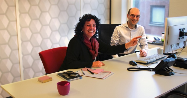 Vacature Junior Data Analist - ACM Collega's Sylvia en Jeroen